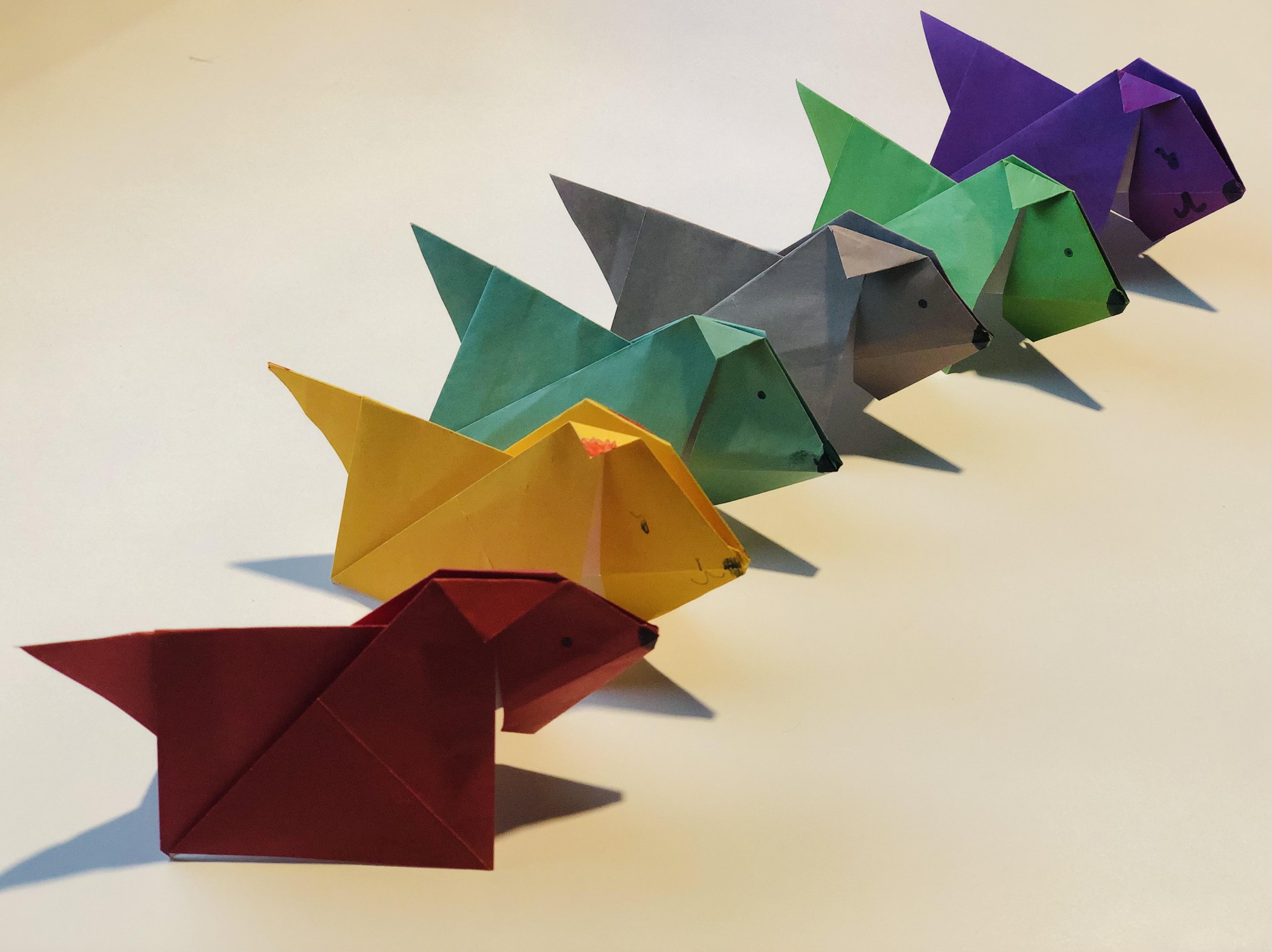 Y3 - Origami