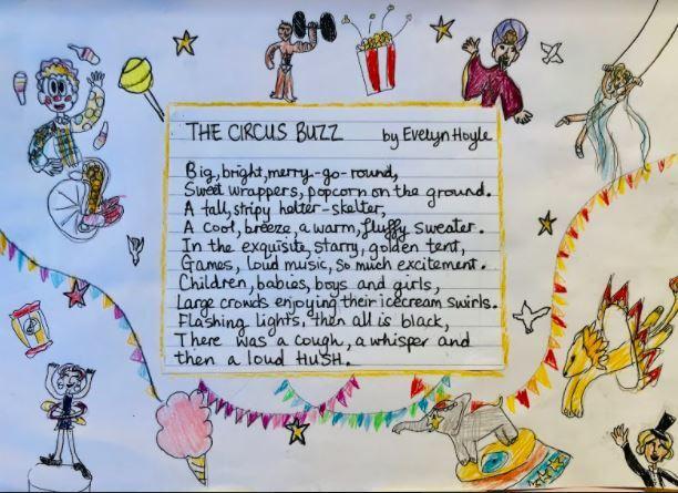 Circus list poem 2