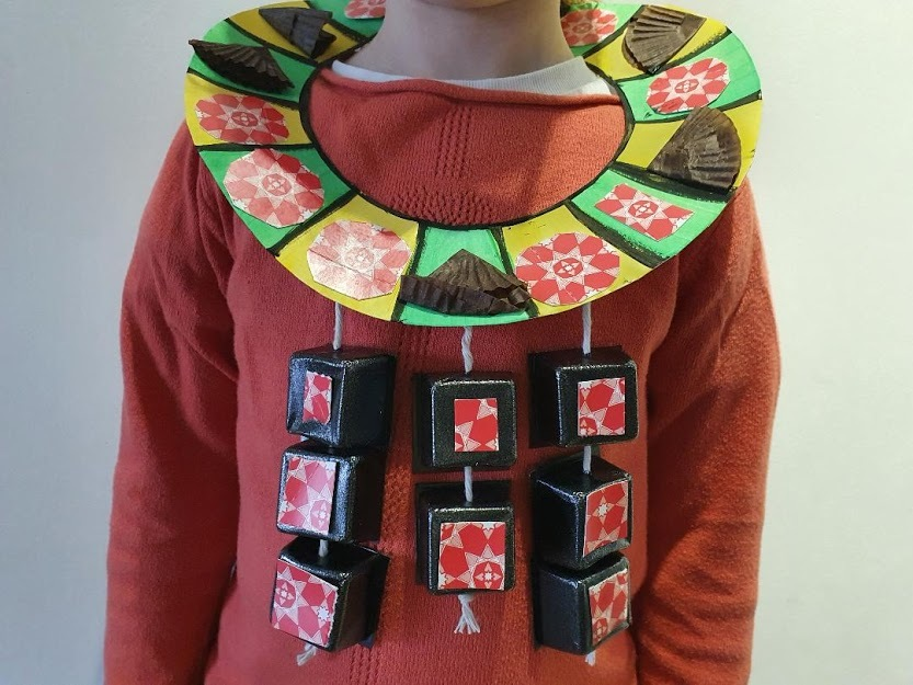 Maasai collar