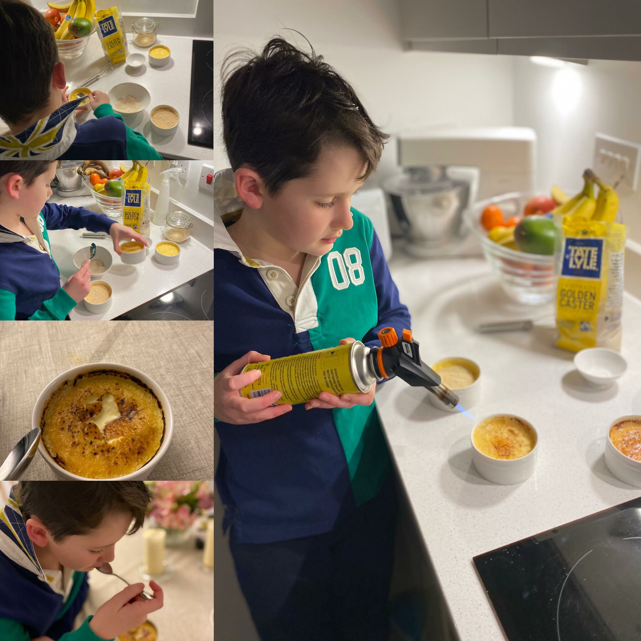D&T Cooking