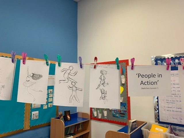 People in Action 1