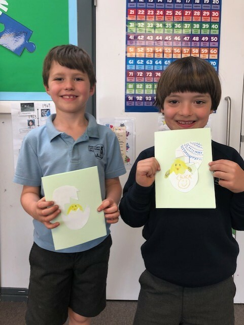Easter cards 1