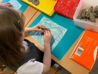 fossil making