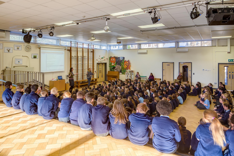 Clifton CofE School-089